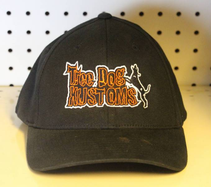 Tree Dog Kustoms Ball Cap