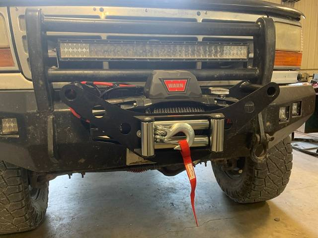 TDK Winch Cradle