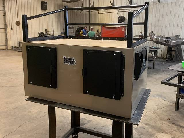 Can Am Defender Universal Box
